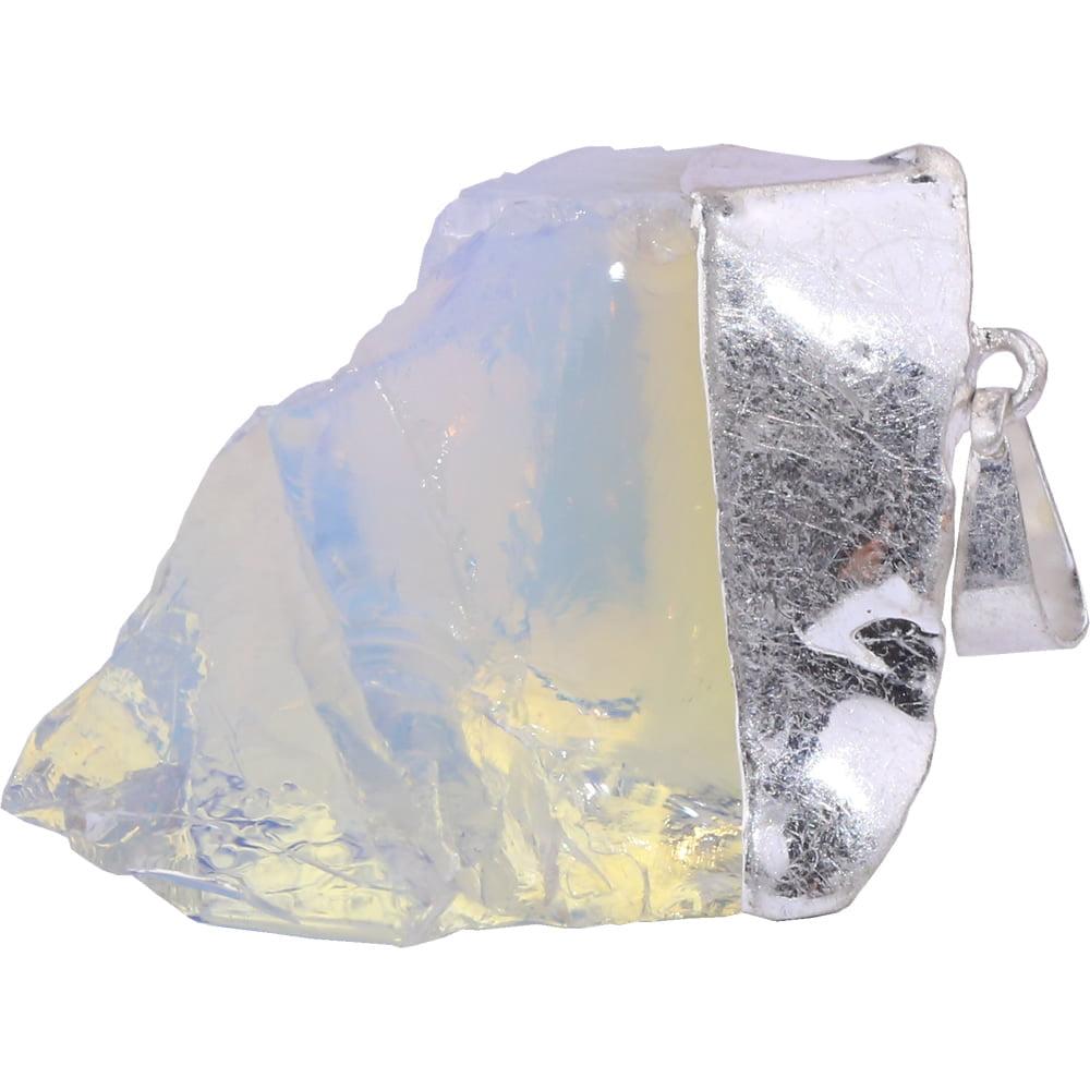 Pingente Pedra da Lua Opalina