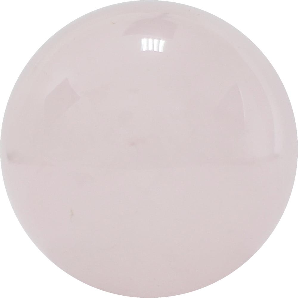 Esfera Quartzo Rosa 266g