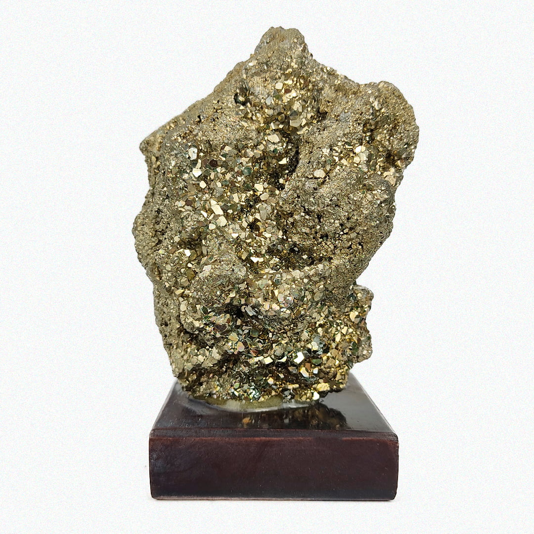 Pedra Pirita Bruta BASE 600A700 g