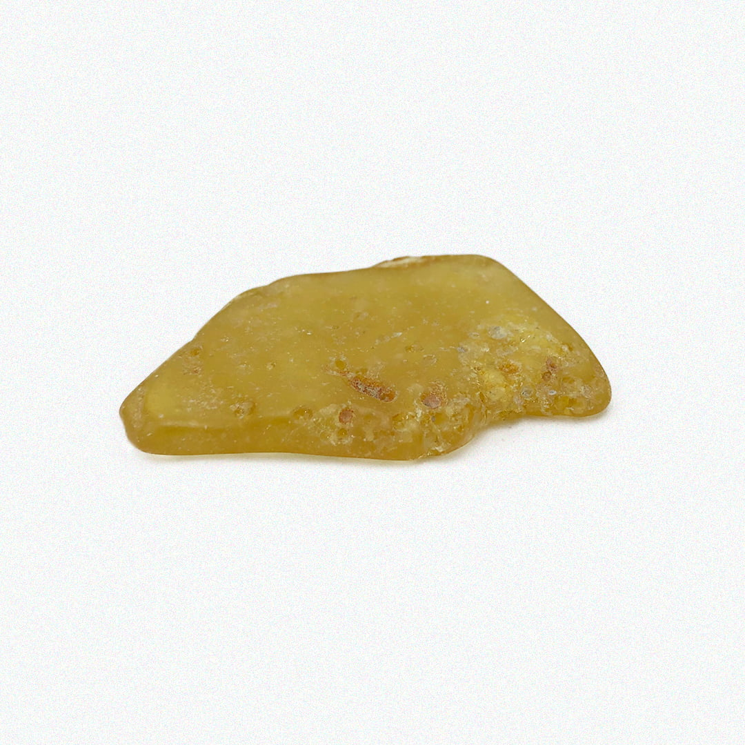 Pedra Âmbar Bruta 3890