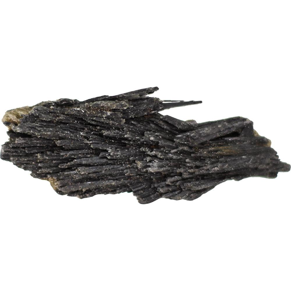 Pedra Vassoura de Bruxa (Cianita Preta) 28g