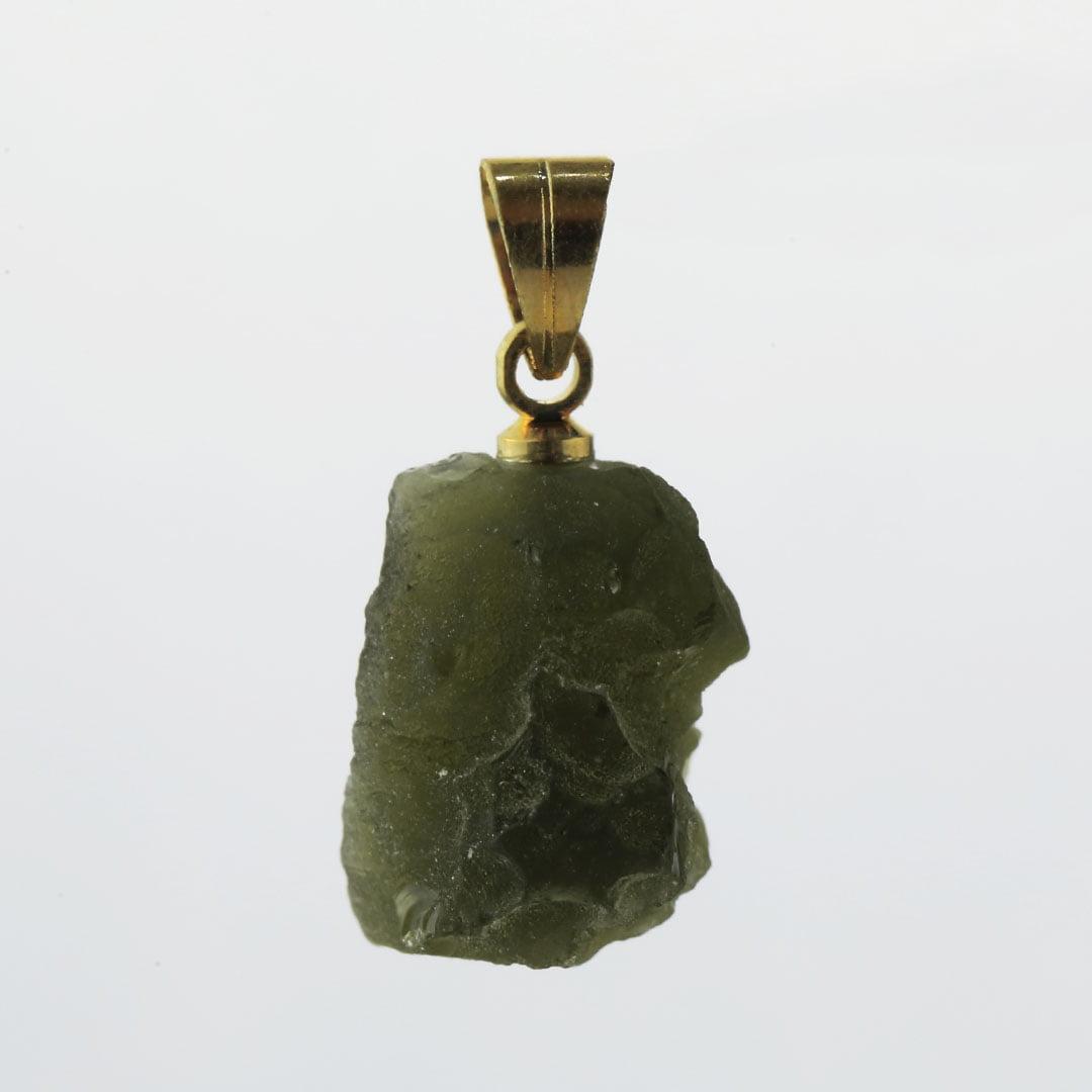 Pingente Moldavita (Meteorito) 10614