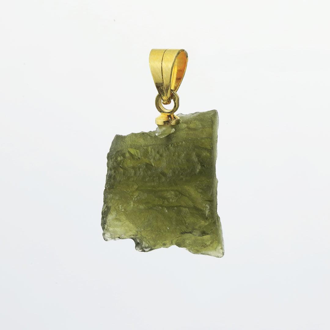 Pingente Moldavita (Meteorito) 10618