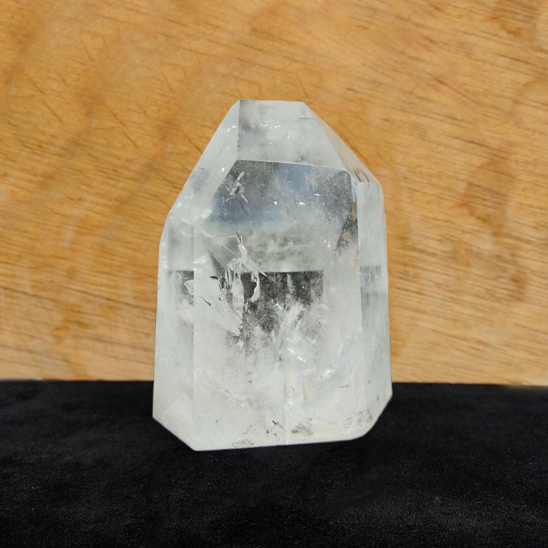 Ponta Cristal Transparente 2020