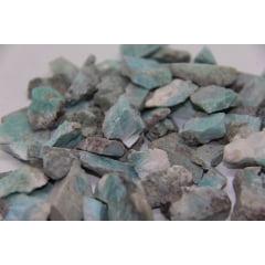 Pedra Larimar Bruta 0,5x3cm
