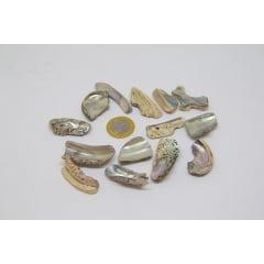 Pedra Abalone Bruta 2644 - Helena Cristais