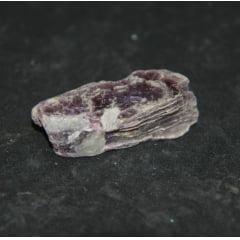 Pedra Mica Roxa Bruta 1x5cm