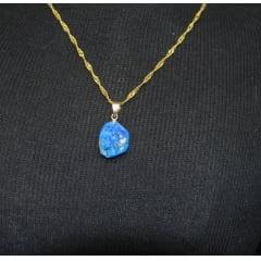 Pingente de Pedra Azurita - 3233