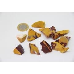 Pedra Jaspe Australiano Bruta - Helena Cristais