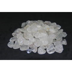 Pacote Pedra Quartzo Cristal 1 Kg
