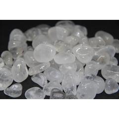 Pacote de Pedra Quartzo Cristal 1Kg - Helena Cristais