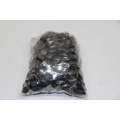 Pacote de Pedra Ônix Preto 1Kg - Helena Cristais
