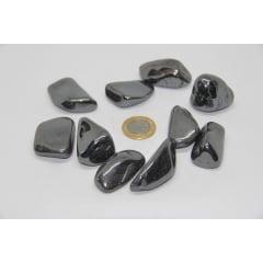 Pedra Hematita Rolada 4,5 a 5 cm - Helena Cristais