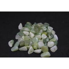 Pedra Jade Novo Rolada - Helena Cristais