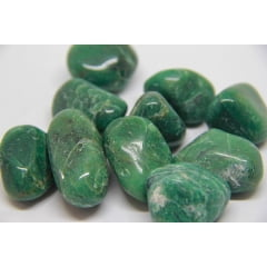 Pedra Jadeita Rolada - Helena Cristais