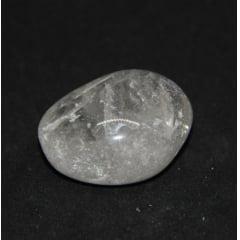 Pedra Quartzo Cristal Rolada BGG