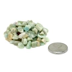 Pacote de Pedra Amazonita Cascalho 100 g - 90045100