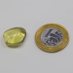 Pedra Green Gold Rolada 1,5×2,5cm