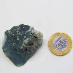 Pedra Jaspe Madagascar Bruto 3x4cm