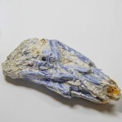 Pedra Cianita Azul Bruta 630g