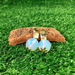 Brinco Dourado Opalina