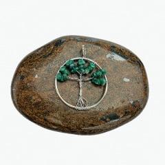 Pingente Árvore da Vida - Helena Cristais