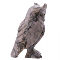 Coruja de Pedra Dolomita 760 g