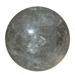 Cristal Quartzo Fume em Esfera 542g