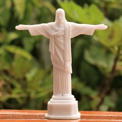 Cristo de Pedra Dolomita Branca