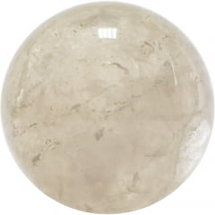 Esfera Cristal Quartzo Fumê 278g
