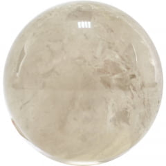 Esfera Cristal Quartzo Fumê 330g