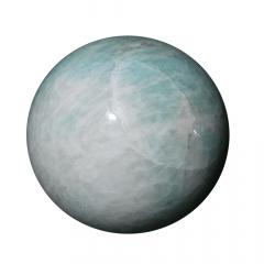 Pedra Amazonita em Esfera 245g