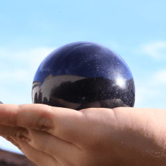 Pedra Hematita em Esfera 152g