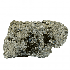 Pedra Pirita Bruta 287g