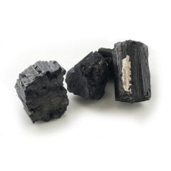 Pedra Turmalina Negra Bruta 10396