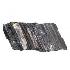 Pedra Turmalina Negra Bruta 274g
