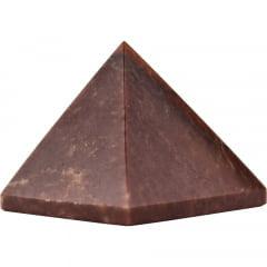 Pirâmide Jaspe Sanguíneo 216g