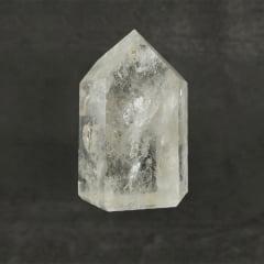 Ponta Quartzo Cristal 10735