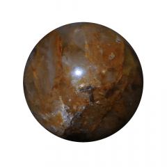 Quartzo Hematoide em Esfera 281g