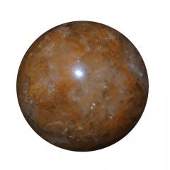 Quartzo Hematoide em Esfera 435g