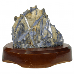 Pedra Cianita Azul Bruta 09