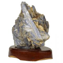 Pedra Cianita Azul Bruta 13