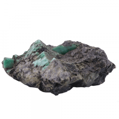 Pedra Esmeralda Bruta 706g