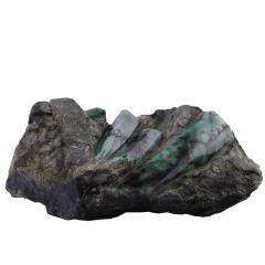 Pedra Esmeralda Lapidada 1,620 kg