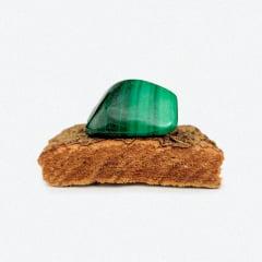 Pedra Malaquita 10A15 g