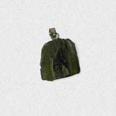 Pingente Moldavita (Meteorito) 10613