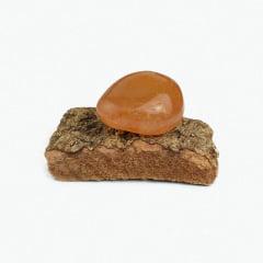 Pedra Cornalina Rolada 1 a 2cm