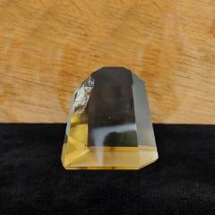 Ponta de Cristal Fumê 4288