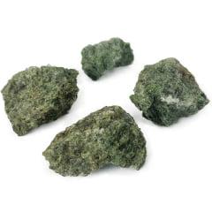 Pedra Diopsídio Bruta 2,5×3,5cm