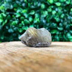 Pedra Quartzo Rutilado Bruta - Helena Cristais